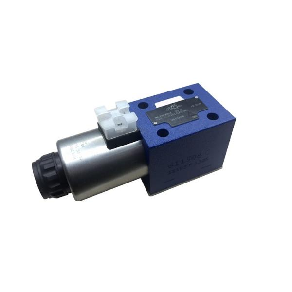 Rexroth 4WE6H6X/EG24N9K4 Solenoid directional valve #1 image