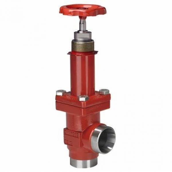 Danfoss Shut-off valves 148B4645 STC 15 M ANG  SHUT-OFF VALVE HANDWHEEL #2 image